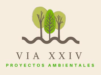 Vía XXIV Proyectos Ambientales Logo